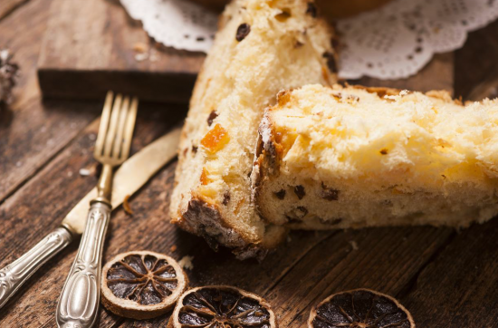 Pastry Masterclass: Panettone